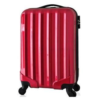 复古风时尚男女万向轮行李箱子多种pc拉杆箱旅行箱右手方包邮