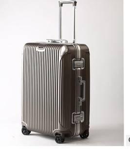出国旅行箱万向轮登机箱行李箱纯PC磨砂拉杆箱右手方包邮