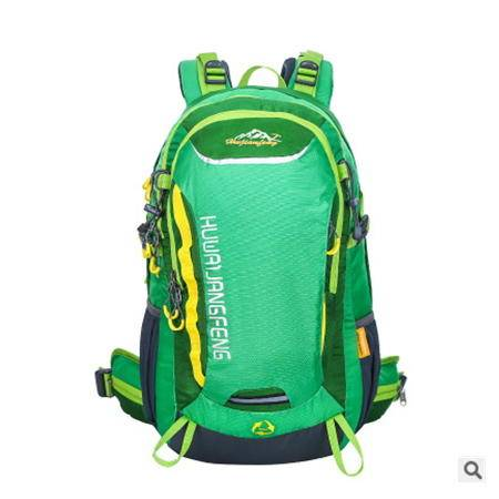 时尚双肩包徒步野营包大容量户外登山包旅行背包征途