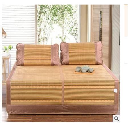 双面可折叠竹席藤席正反两用凉席2016新款 床上用品席子幻桃包邮