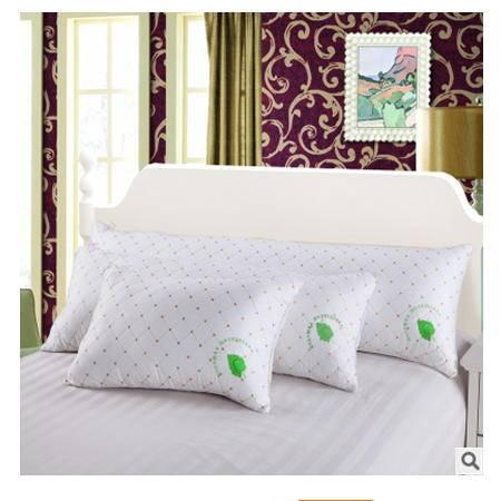 美容护肤保健护颈枕 单人双人酒店式枕头纯天然全棉蚕丝枕芯枕头优里卡