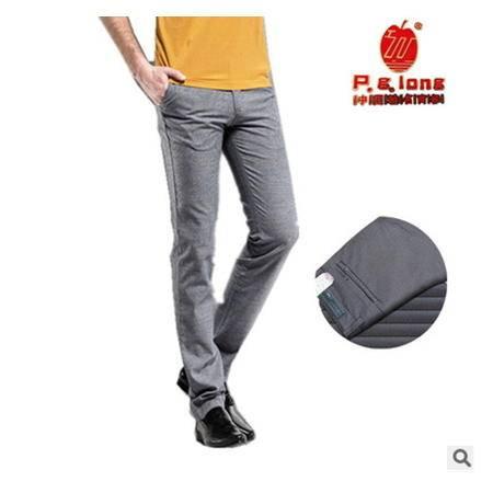 男士直筒型修身休闲裤 潮流裤直销春季新款男裤龙仕顿包邮