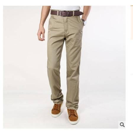 韩范时尚男士修身休闲裤长裤 男裤时尚新款男装上市 龙仕顿包邮