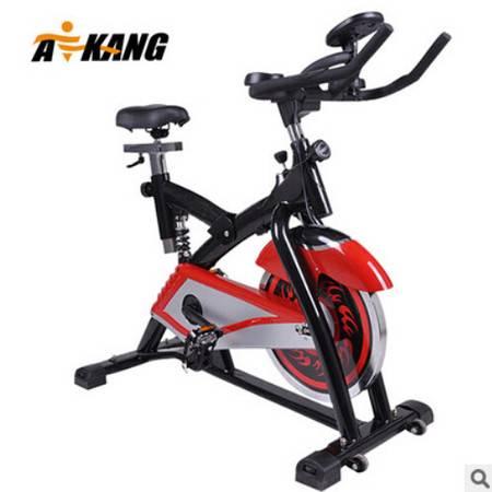 豪华静音减震款动感单车 家用室内健身车 减肥运动自行车