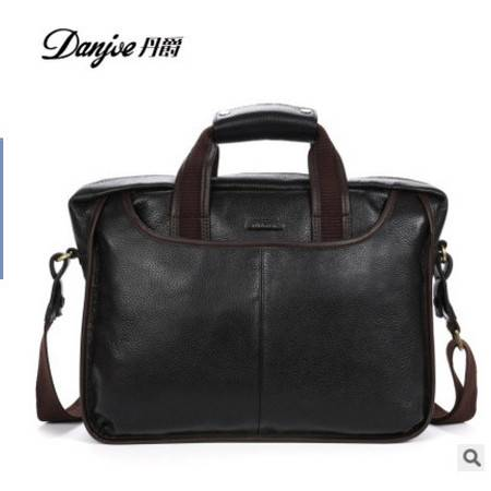 时尚电脑包单肩手提多用男士休闲旅行出差包2016韩版新款男包包邮