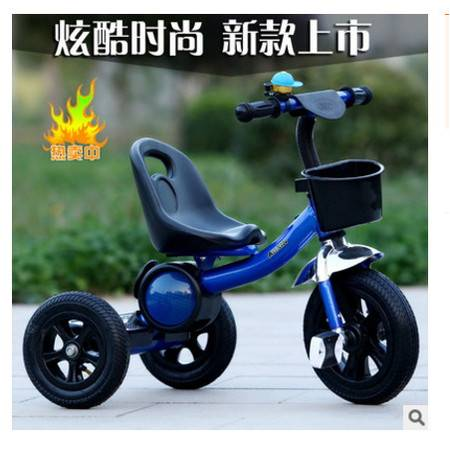 宝宝单车1-3-5-6-7岁音乐版正品儿童三轮车儿童自行车儿童脚踏车爱童