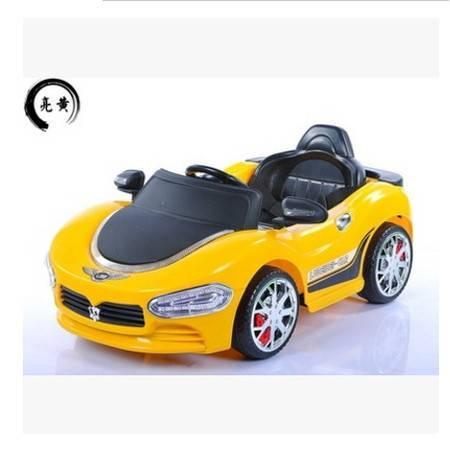 遥控可坐人婴儿宝宝玩具汽车儿童电动车四轮双驱爱童