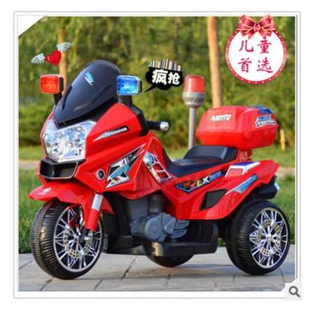 摩托车越野双驱玩具车三轮车小孩可坐送礼物新品发布儿童电动车爱童