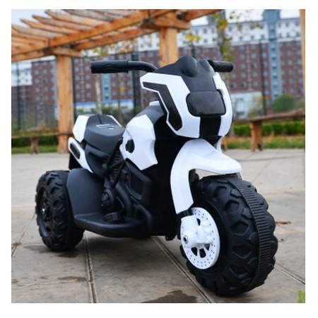 带灯光音乐可前进后退可坐玩具车电瓶车2016新款儿童电动摩托车爱童