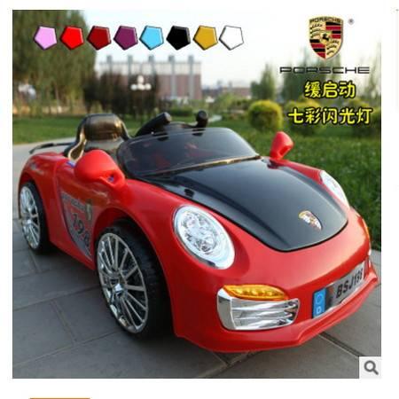 四轮双驱婴儿充电童车宝宝电瓶车可坐人遥控玩具车儿童电动车汽车爱童