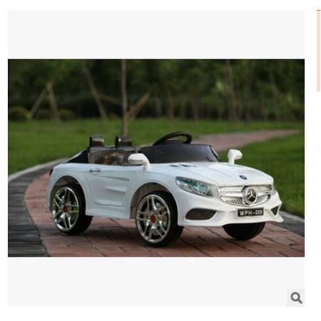 遥控小汽车婴儿可坐双驱电瓶四轮玩具车童车新款奔驰儿童电动车爱童