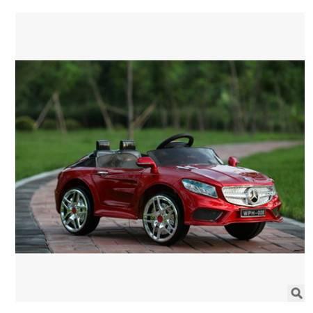 婴儿可坐双驱电瓶四轮玩具车童车新款奔驰儿童电动车遥控小汽车爱童