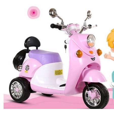 大号2.3.4.5.岁男女宝宝可坐带小孩车充电儿童电动车摩托车三轮车爱童