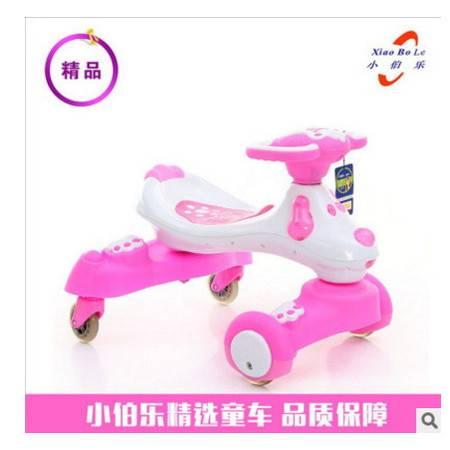 溜溜车摇摆车滑行车小伯乐 新款儿童车扭扭车爱童