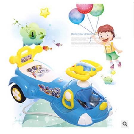 静轮滑摇摆溜溜车摇摆车滑行带车带新款童车爱童