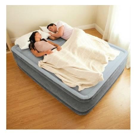 线拉床双层双单人充气床垫2代高端INTEX充气床气垫床拓步包邮