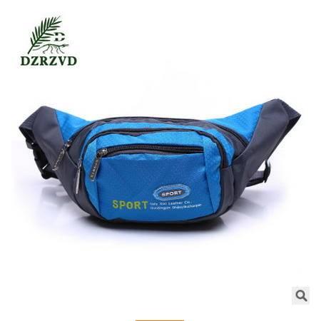 大腰包单肩包防水正品户外腰包多功能旅游男女跑步运动腰包银锋