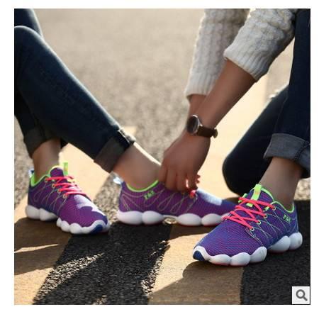 透气男鞋防滑耐磨学生跑步鞋男春季新款休闲运动鞋可尼