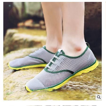 溯溪鞋透气女鞋冲浪鞋沙滩鞋洞洞鞋夏季网面鞋户外鞋涉水鞋可尼
