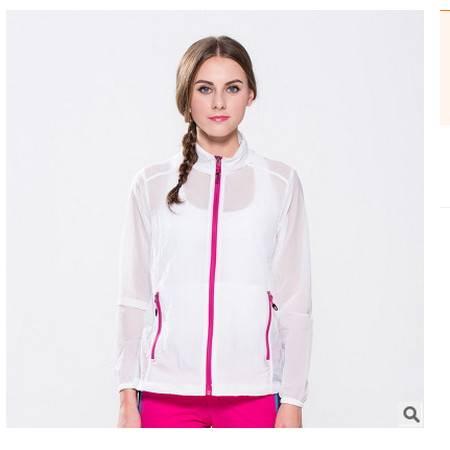 防晒防紫外线女款透气皮肤风衣夏季新品户外皮肤衣 可尼包邮