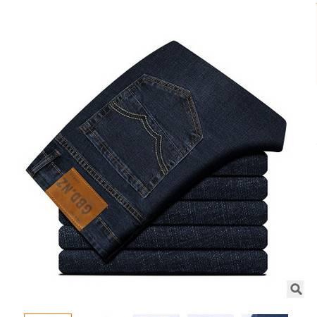 直筒高档棉质男裤2016春新款男式休闲裤 时尚薄款卓丹龙包邮