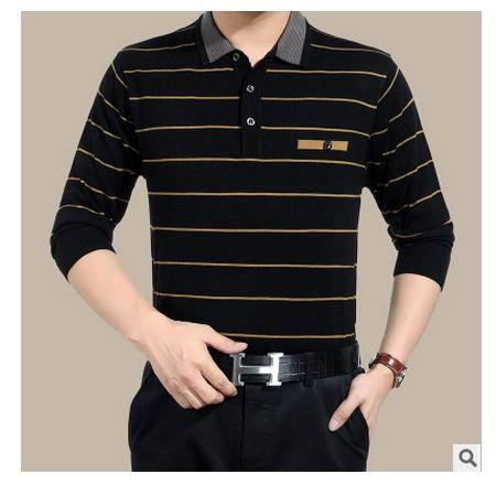 时尚高档丝光毛衫 舒适贴身2016秋新款男式针织衫卓丹龙包邮