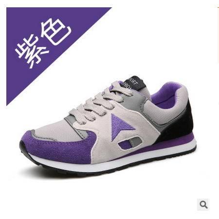 时尚潮流学生鞋透气女鞋跑步鞋休闲运动情侣鞋承发