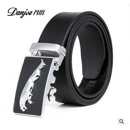 休闲皮带腰带D皮带新款时尚商务自动扣皮带男士腰带丹爵 包邮