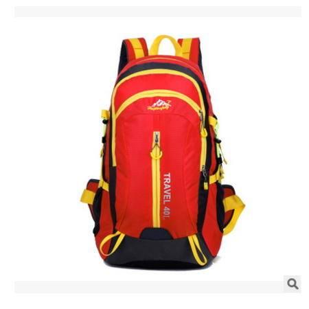 大容量男女休闲双肩包专业运动户外登山包徒步旅行包 征途