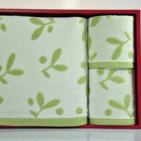 TAYOHYA/多样屋 TA310203040ZZ 奥丽芙毛巾礼盒-绿