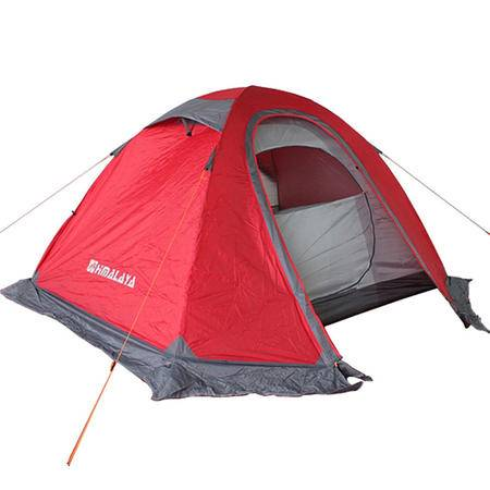 Himalaya/喜马拉雅 荷塘月色双层双人三季帐篷 红色