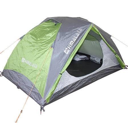 Himalaya/喜马拉雅 时代书院2代(大外帐)双层双人三季帐篷 草绿色