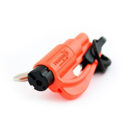 美国原产 resqme™ 汽车紧急自救工具 钥匙扣