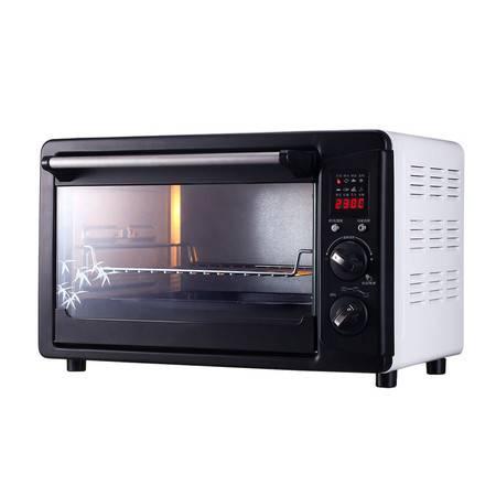 祈和(KPS)KS-868家用DIY电烤箱 内置照明灯 36L 家用烤箱