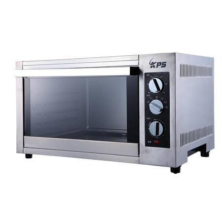 祈和(KPS) KS-410 40升不锈钢家用商用电烤箱烘炉烘焙DIY必备