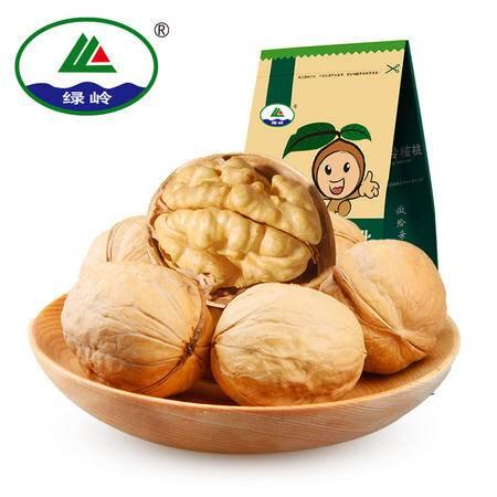 【绿岭】坚果零食 多味烤制核桃 原味 260g