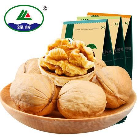 【绿岭】坚果零食 多味烤制核桃组合装 奶油/蜂蜜/五香 150g×3