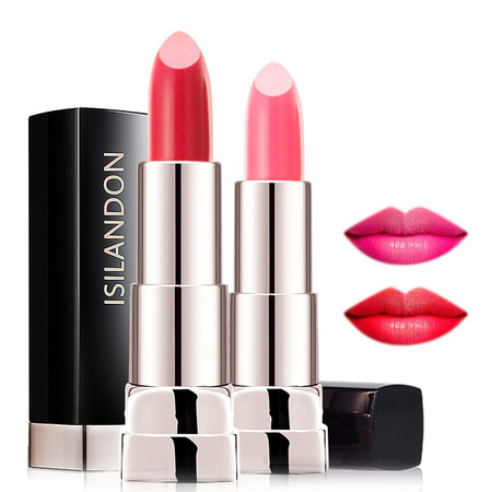 伊诗兰顿亮彩口红多色选择润唇护唇膏彩妆化妆品