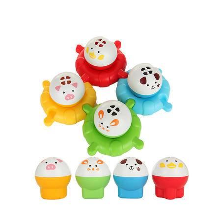 Toyroyal 日本 皇室玩具 欢乐洗澡组 洗澡玩具 喷水 澡盆 洒水 TR7251