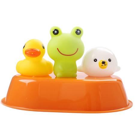 Toyroyal皇室玩具--欢乐洗澡组-橙TR7212