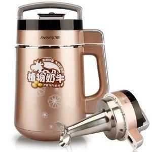Joyoung/九阳 DJ11B-D618SG 豆浆机 全自动全钢植物奶牛智能预约