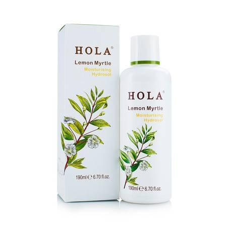 Hola/赫拉柠檬桃金娘补水纯露190ml 控油补水 细致毛孔 舒缓保湿