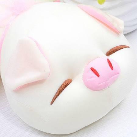 粉色趴趴猪 空气净化竹炭包车内房间净化
