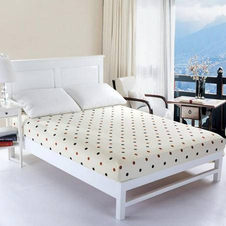 YOGA伊加 夏季舒适双人床笠   床护垫   床罩子 双十一抢先购
