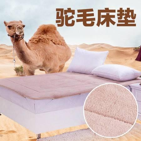 YOGA伊加  驼毛/羊羔绒加厚保暖 可折叠 床垫床褥