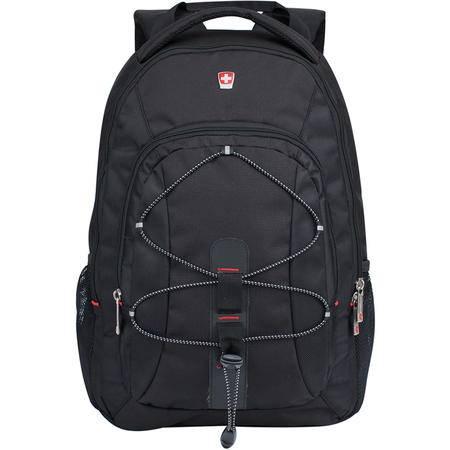 SWISSMOBILITY 瑞士瑞动 商务休闲背包双肩背包