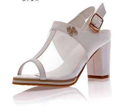 莱卡金顿 正品时尚优雅女鞋 甜美网纱高跟鞋 魅力约会必备公主鞋