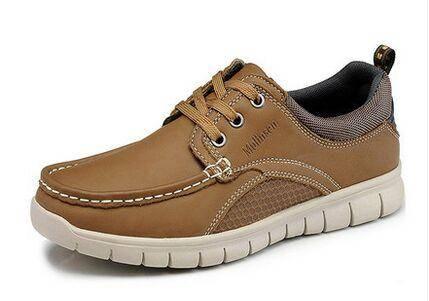 木林森正品男鞋休闲鞋新款透气鞋驾车鞋流行户外鞋潮流鞋