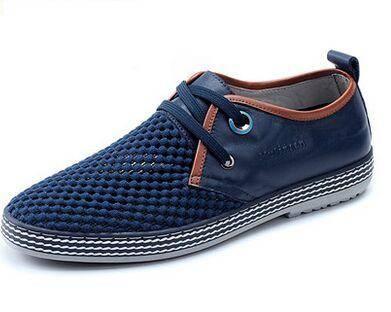 木林森透气男鞋透气鞋网鞋男士夏季休闲鞋韩版网布鞋潮流网面鞋子