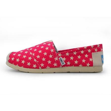2015春夏平底鞋女休闲单鞋圆头豆豆鞋两穿懒人鞋软底透气帆布鞋